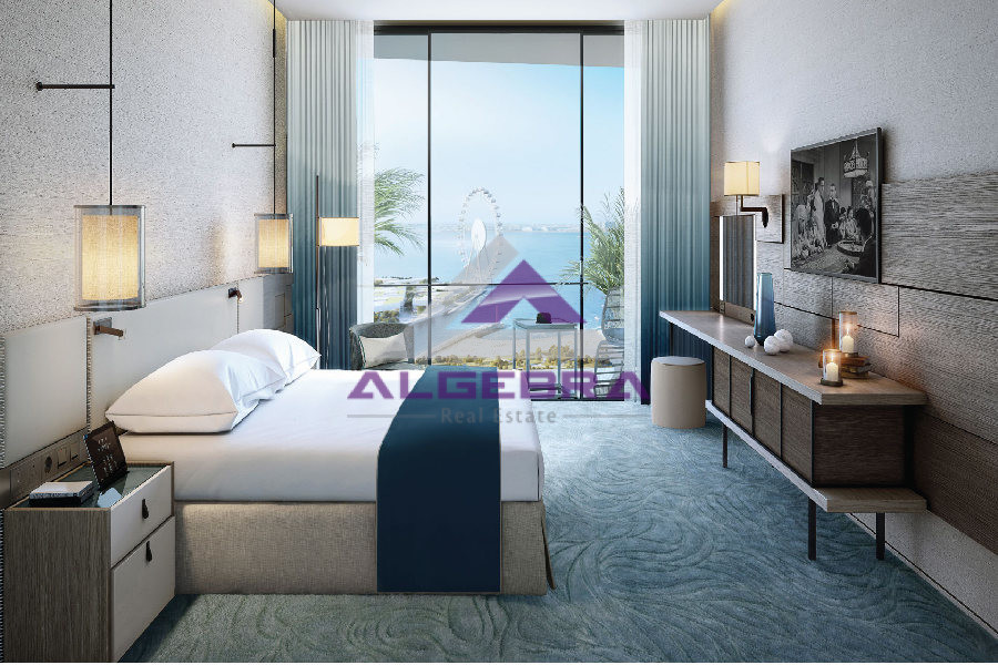 Best Sea View from all rooms - High floor