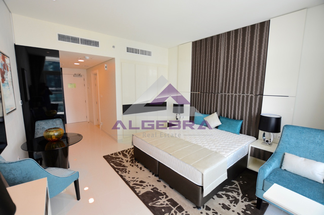 Luxury Brand New Hotel Apt | Available from October