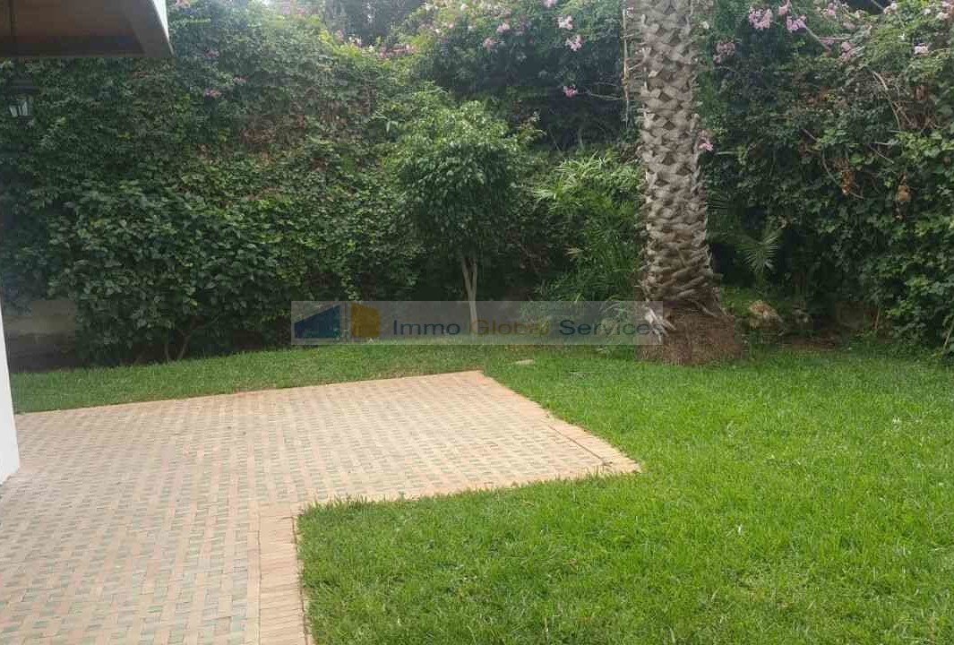 Villa à louer Casablanca CIL