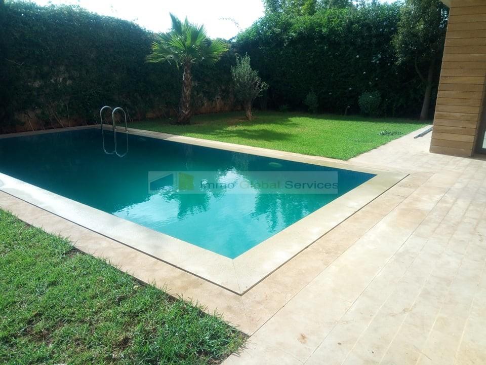 Location <strong>Villa</strong> Casablanca Californie <strong>350 m2</strong>