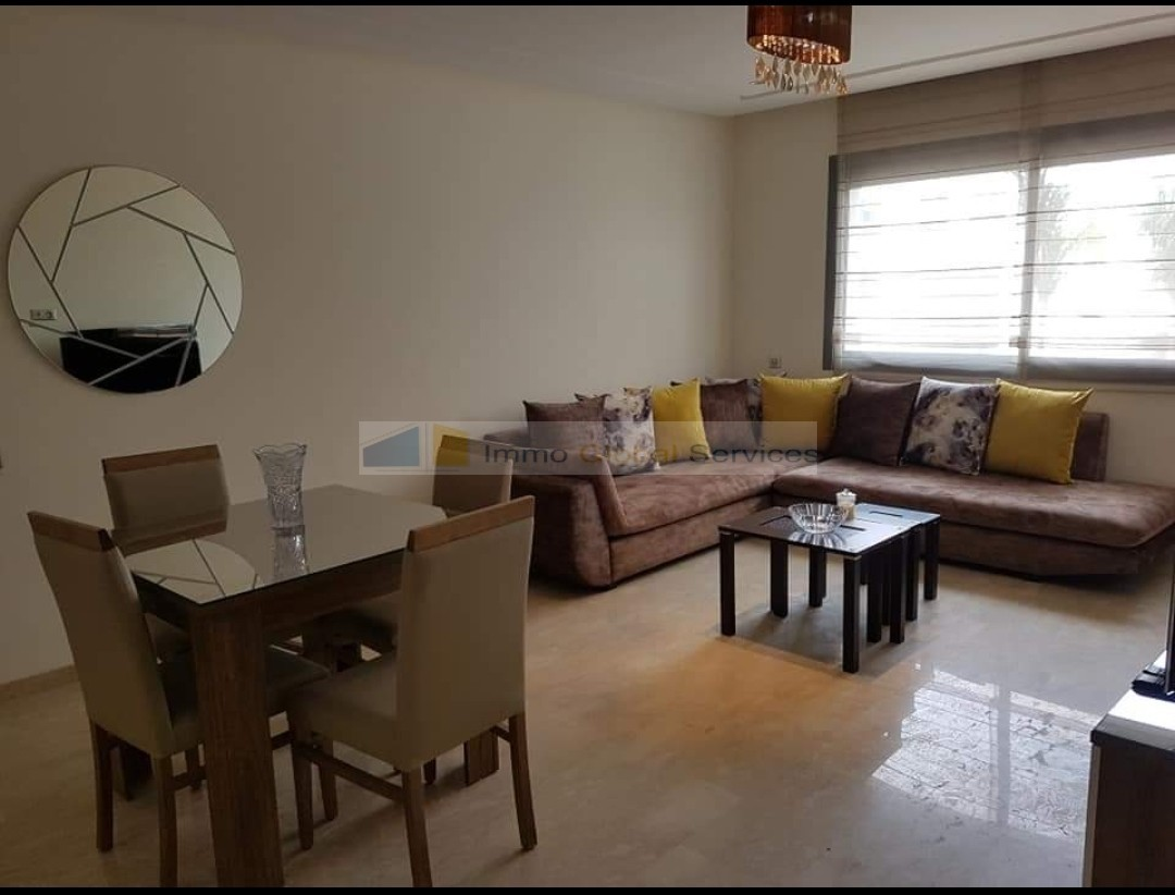 Location <strong>Appartement</strong> Casablanca Bourgogne <strong>63 m2</strong>
