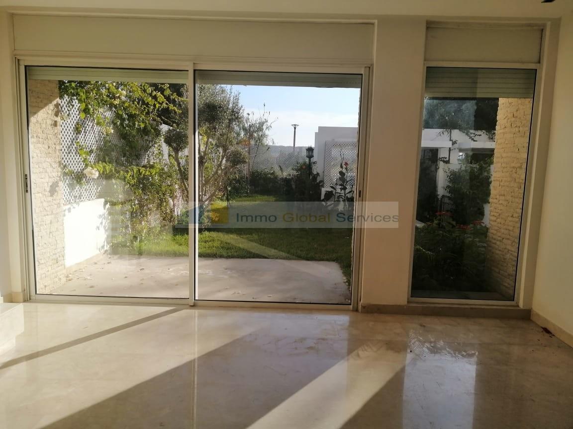 Location <strong>Villa</strong> Bouskoura Casa Green Town <strong>258 m2</strong> - 3 chambre(s)