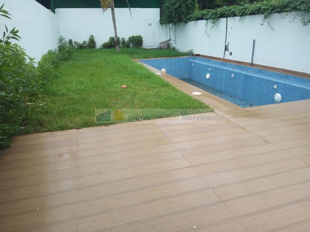 Location <strong>Villa</strong> Bouskoura Casa Green Town <strong>410 m2</strong> - 3 chambre(s)