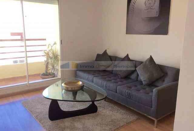 Appartement à louer Casablanca Racine