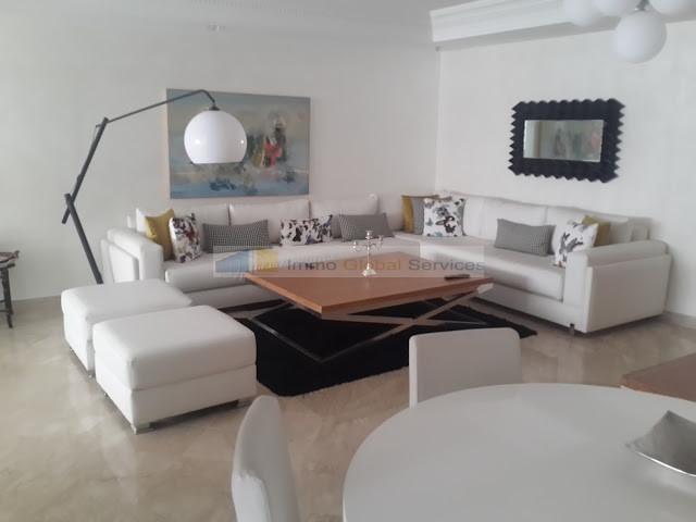 Appartement à louer Casablanca Californie