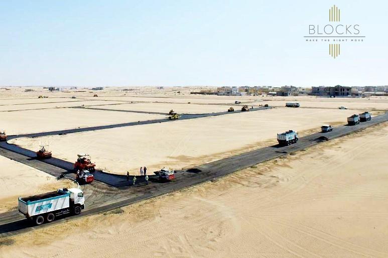 Residential Plot for Sale in Al Furjan !