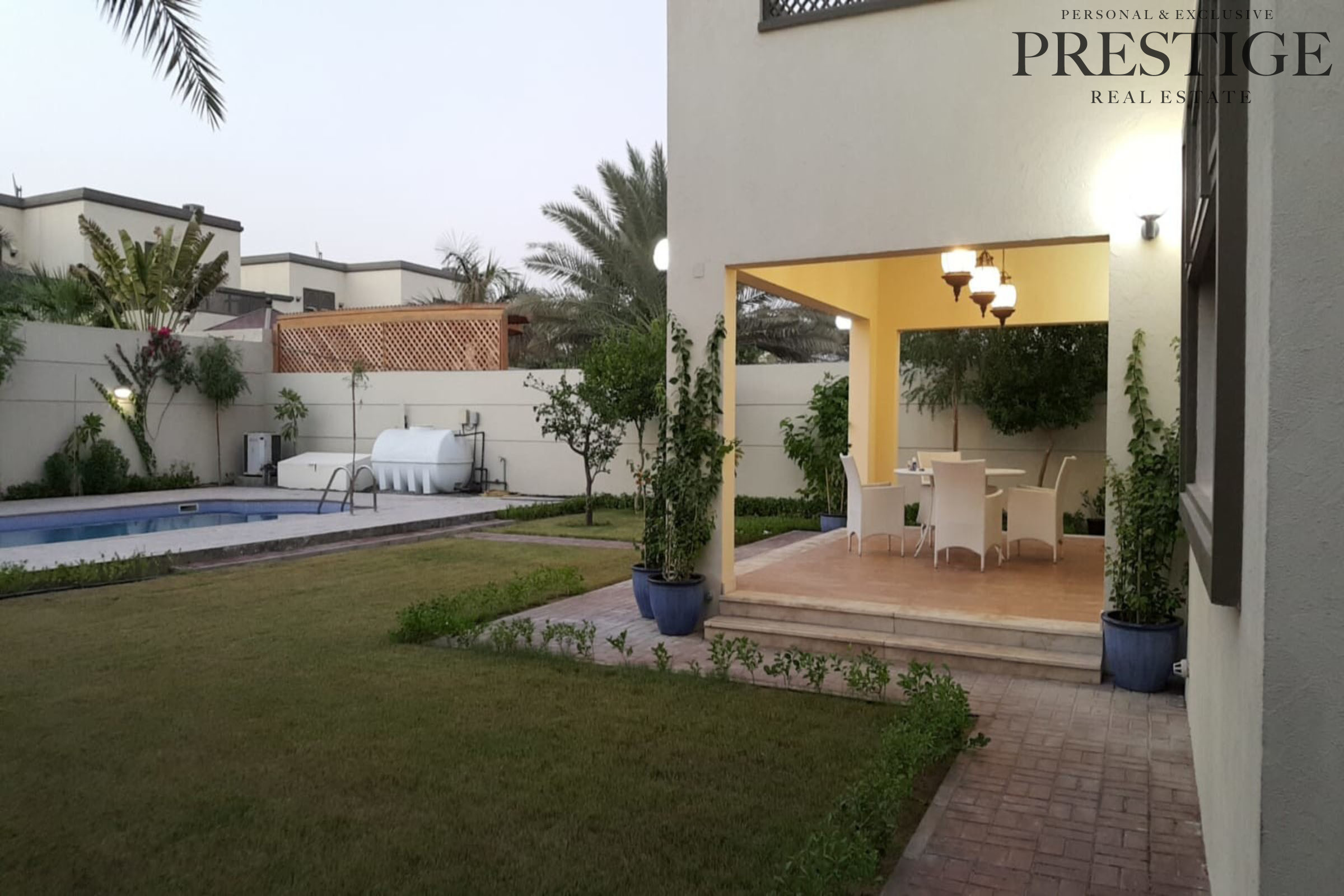 4-bedrooms-unfurnished-garden-pool-view
