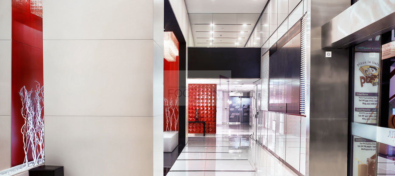 DUBAI CANAL | FITTED OFFICE | BAYSWATER|