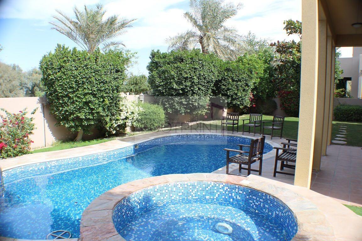 (3br) Private Garden|Private Pool|Saheel