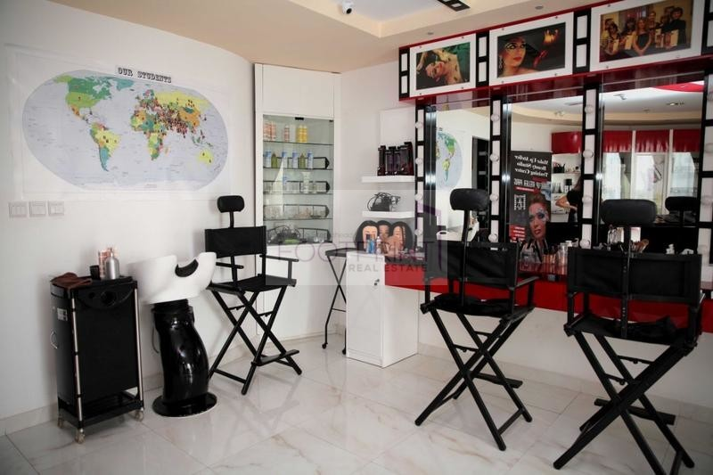 Furnished Beauty Saloon at Citadel Tower
