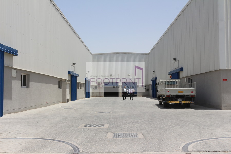 No Commission Brand New Warehouse AlQouz