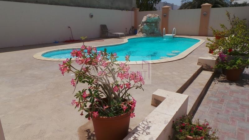 (4Br)Independent,Private Pool And Garden
