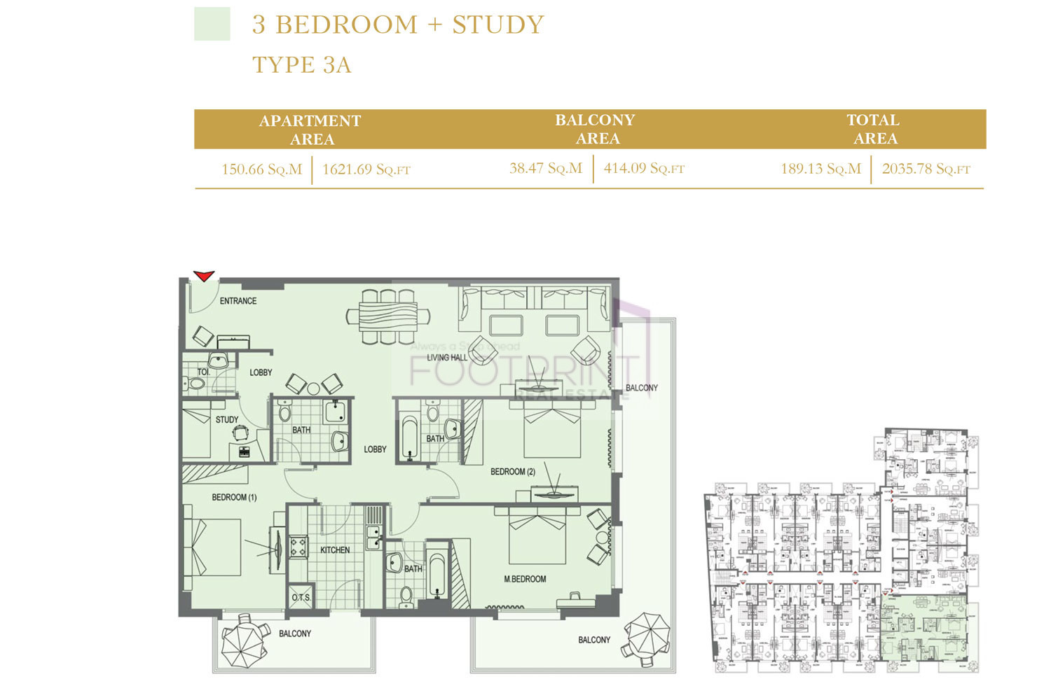brand new spacious project in less price