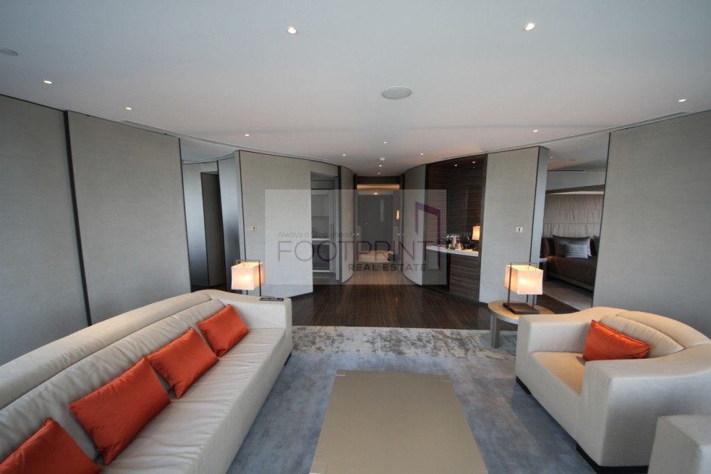 High End 2 Bed Fountain, Sea View For Sale In Armani