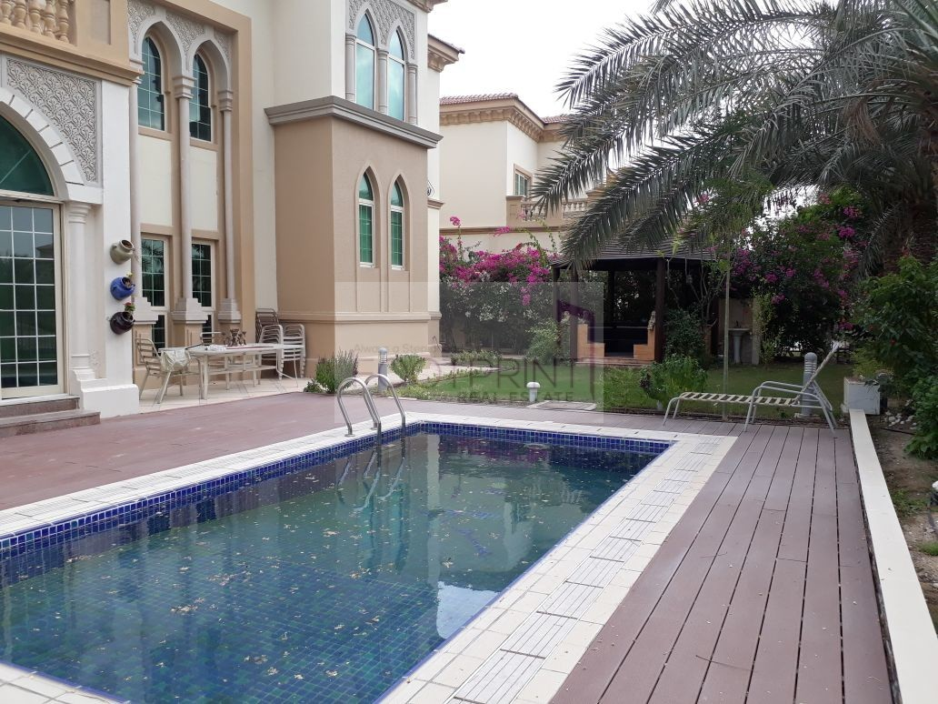 5 Br+M Fully Upgraded Garden Hall Villa