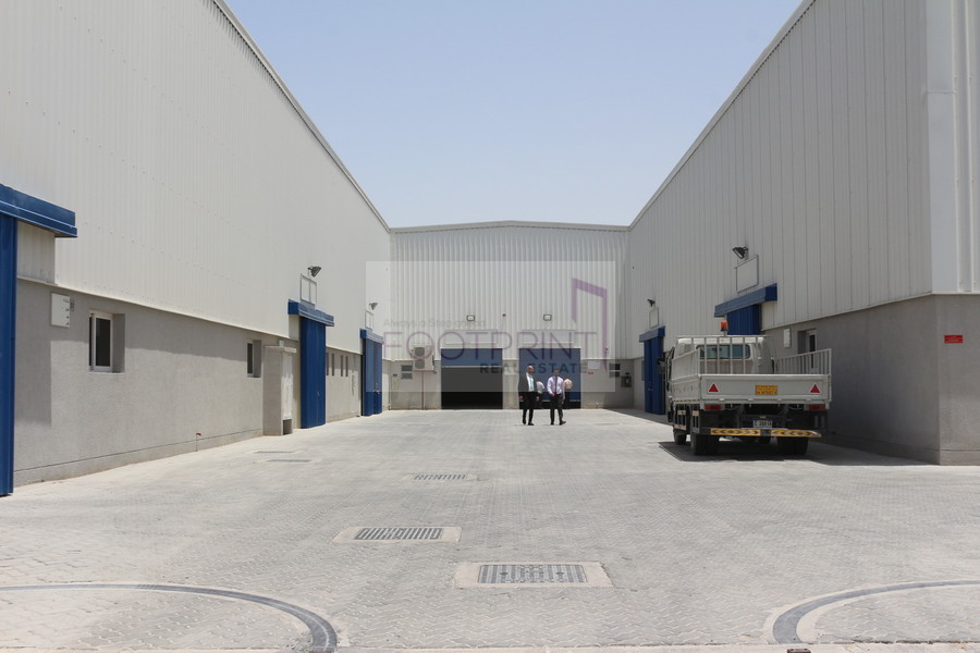 Alqouz No Commission Brand New Warehouse