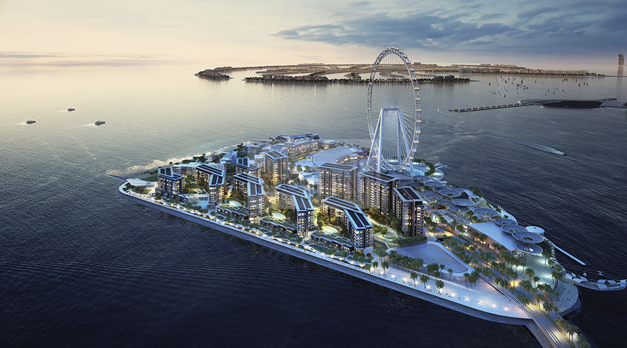 DUBAI EYE | SPLENDID VIEW | BLUEWATERS |