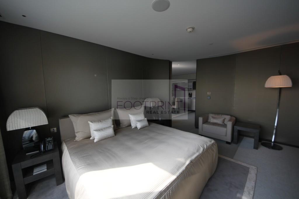 1 Bed Fountain, Sea View &  Partial Burj Al Arab