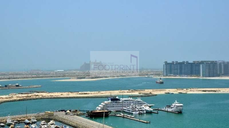 * Fully Furnished Vacant Full Sea View *
