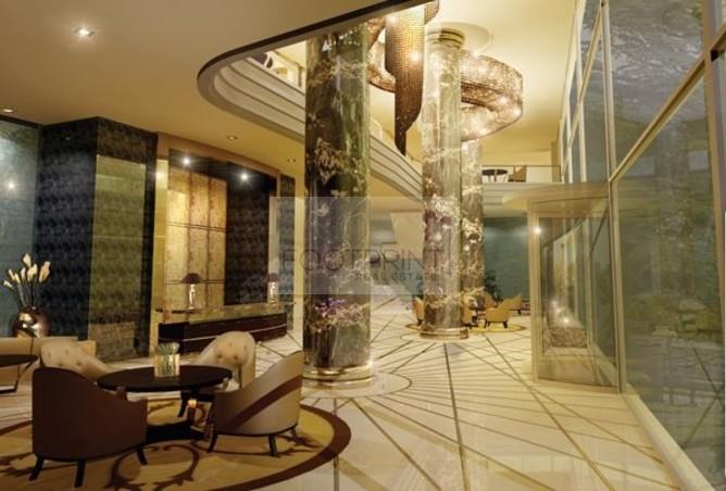 Full Sea View, 2 BR,Damac Heights,Luxury