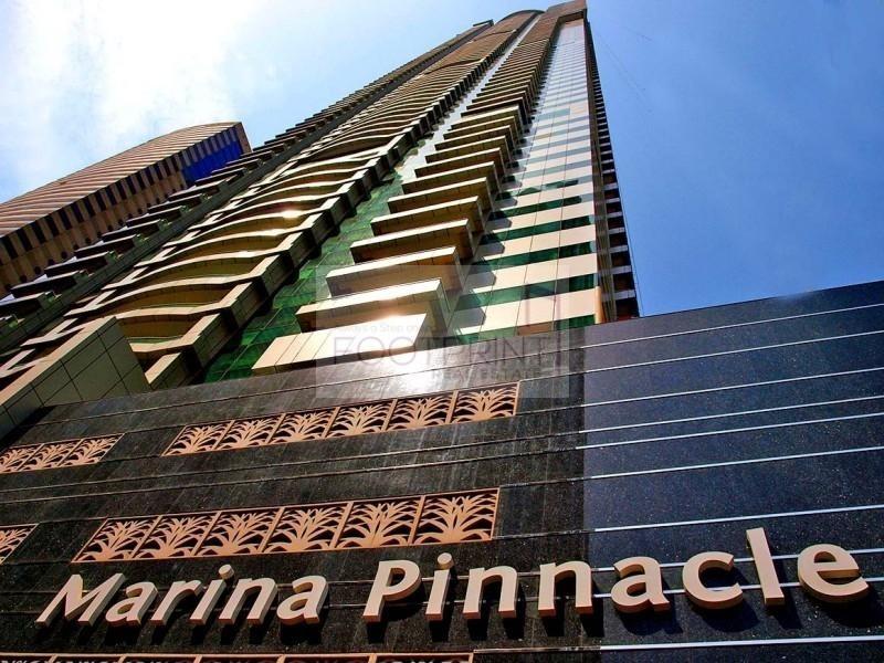 High Floor 2 BHK,Marina Pinnacle, Rented