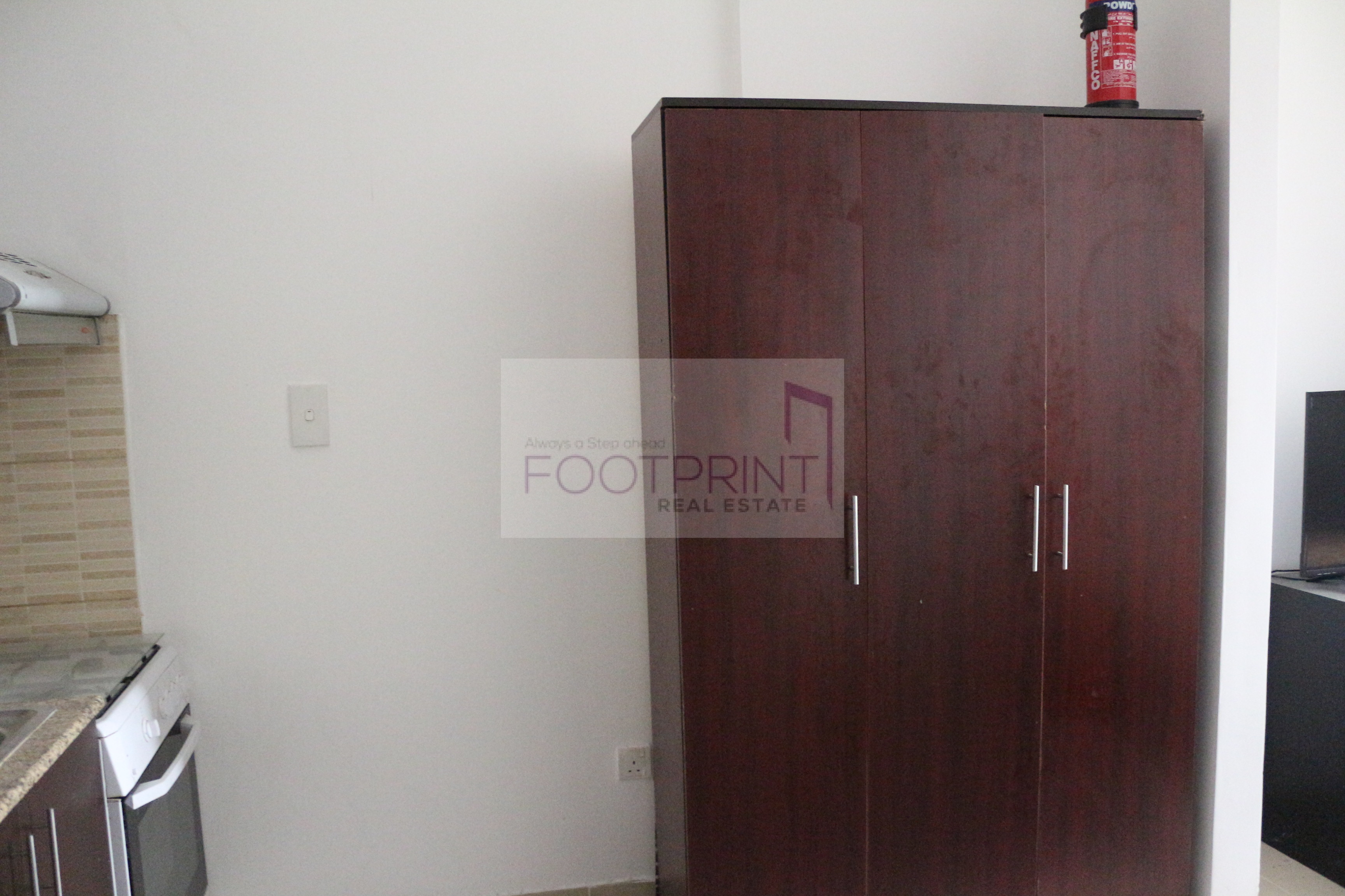 Fully Furnished Studio in Noora building