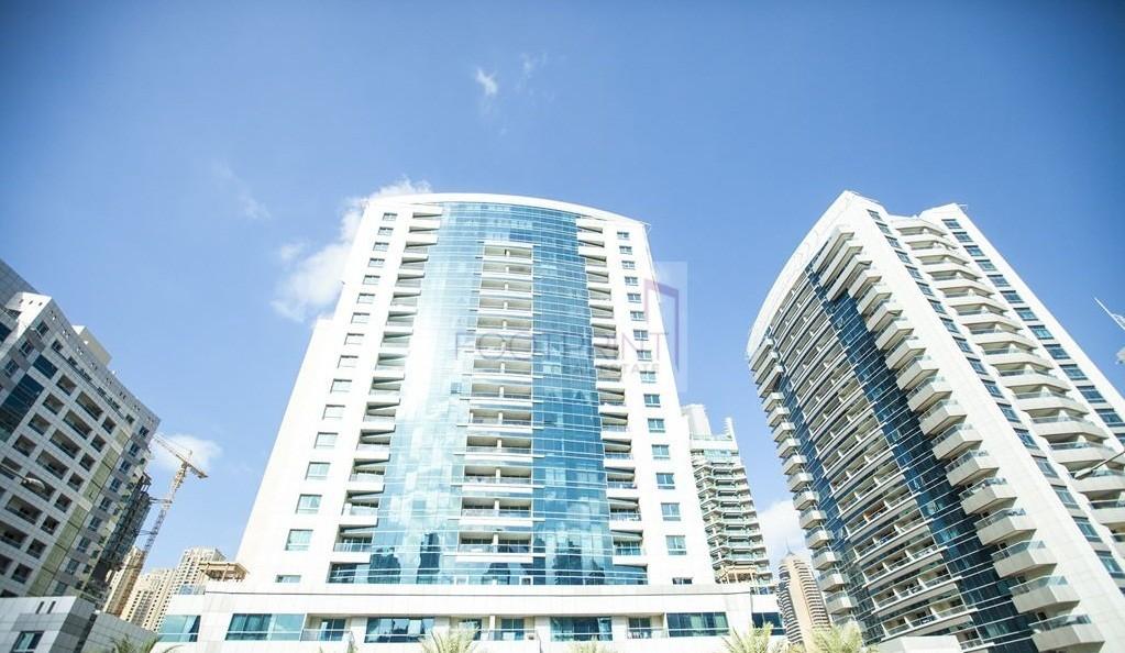 Luxury Furnished 2 BHK, Full Marina View