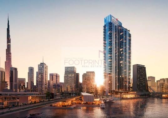 Reverside Apartments with Waterfront 2BR
