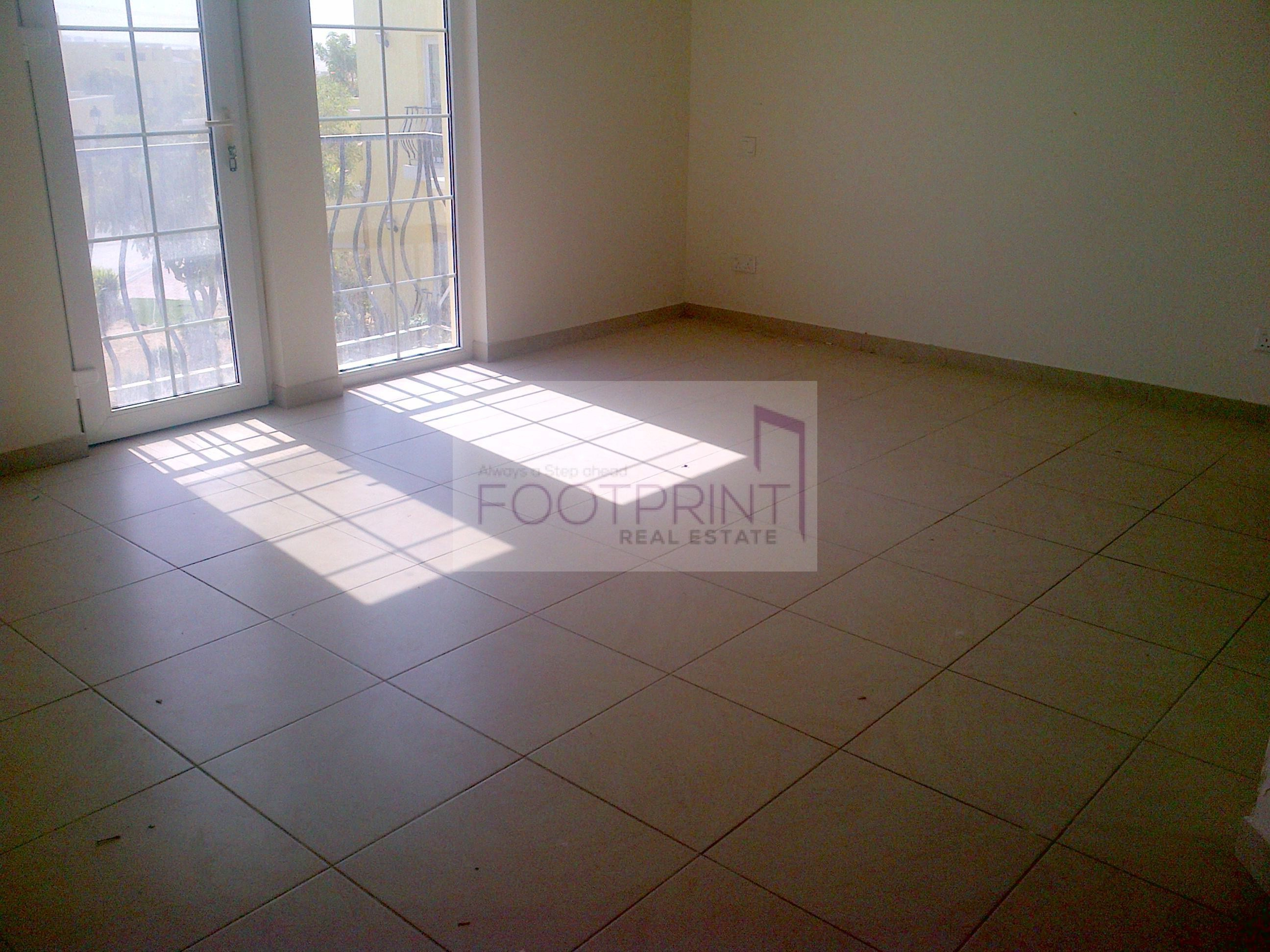 Ground Floor Rented 2BR AlWaha Dubailand
