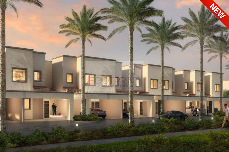 New 2Br Townhouse Plus Maid in Amaranta.