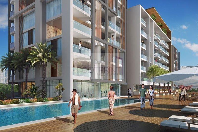 Studio Apartment in Meydan Next to Canal