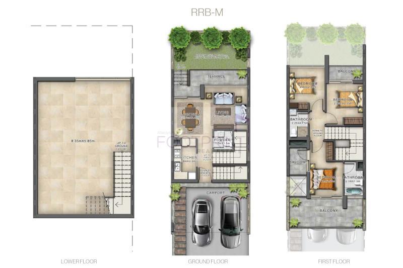 Bait Al Aseel|3 Bed|Amazing Payment Plan