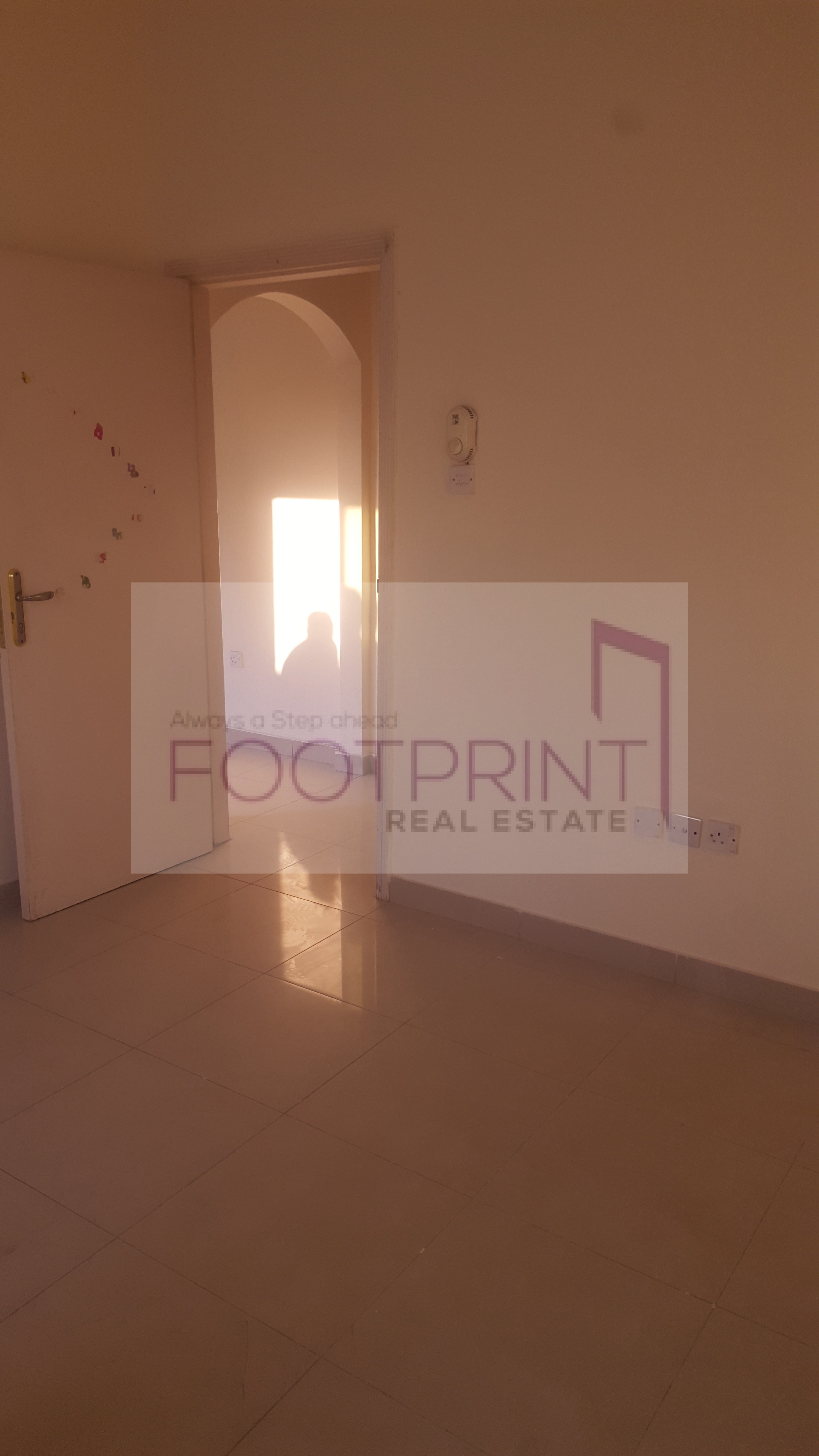 1bhk For Rent with balcony central A/C IN University City SHARJAH IN @27000 4 chq