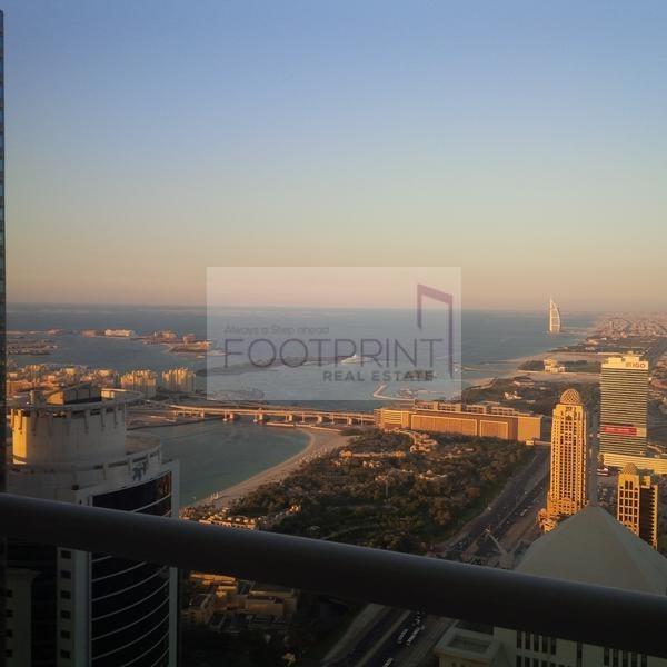Sea View! 2 BHK, Sulafa Tower, Spacious
