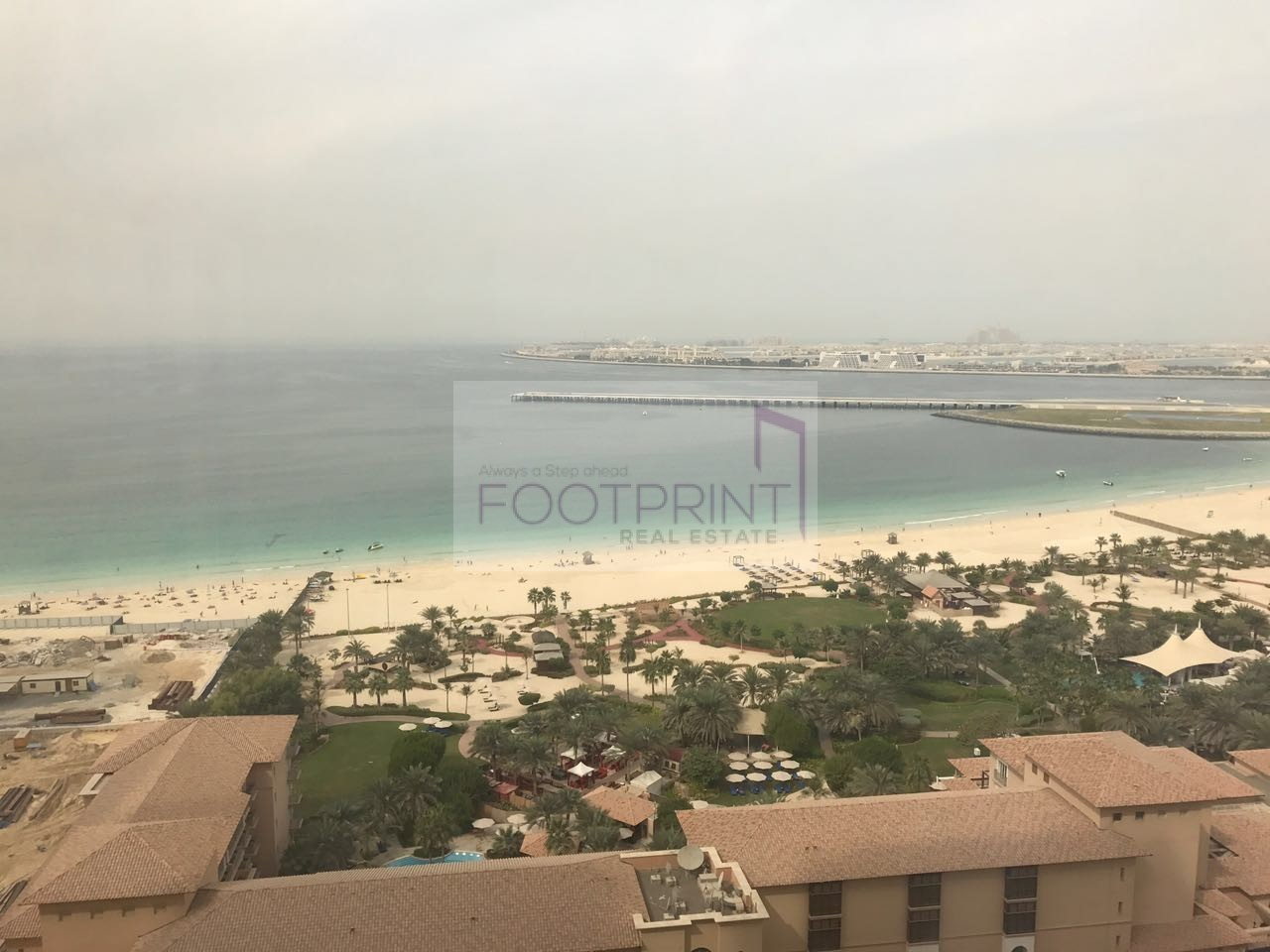 * Top-End Fully Furnished Full Sea View