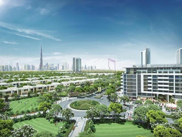 (2Br)Dubai Creek View | Ultra Modren | Sobha Hartland