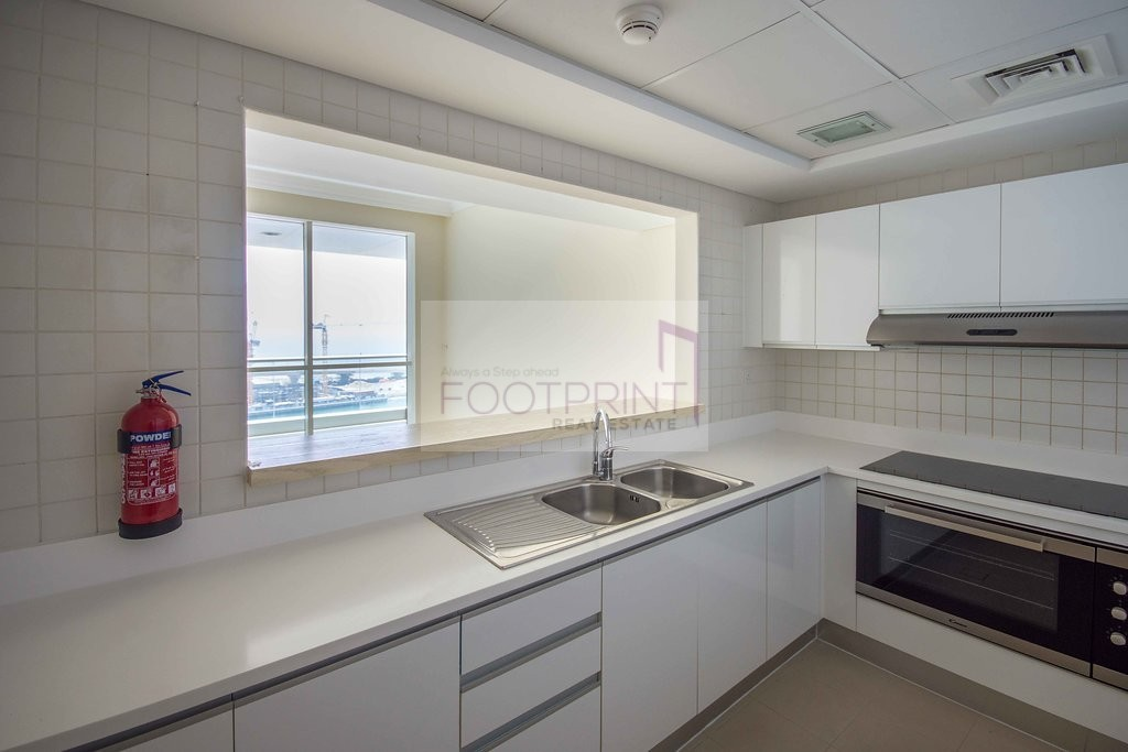 Brand New High Floor 1 BR Full Sea View