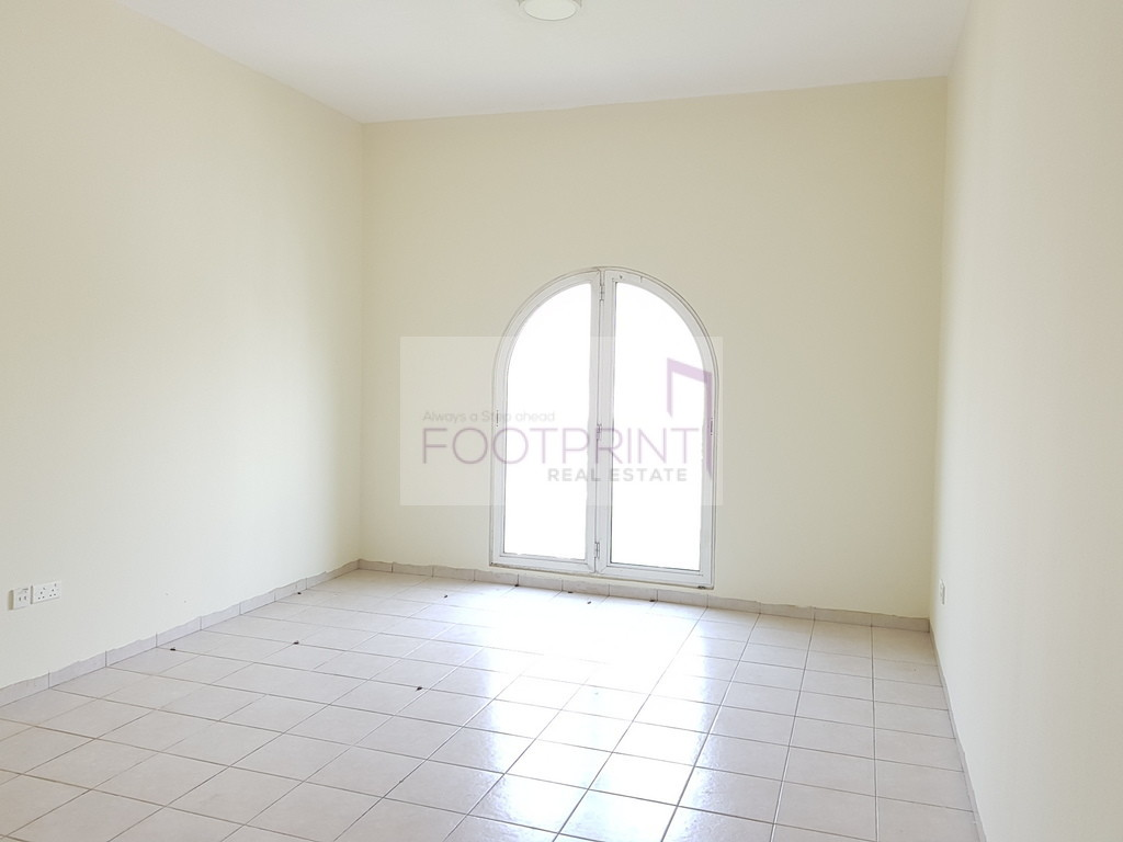 DG 1BR Hall with Balcony 53k in 4 cheque