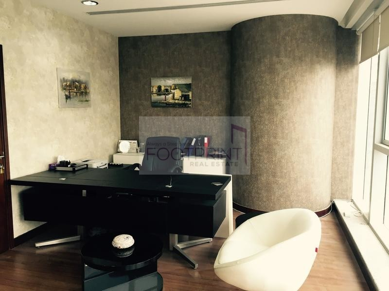 Awesome Ofc in Citadel Tower | Lake View