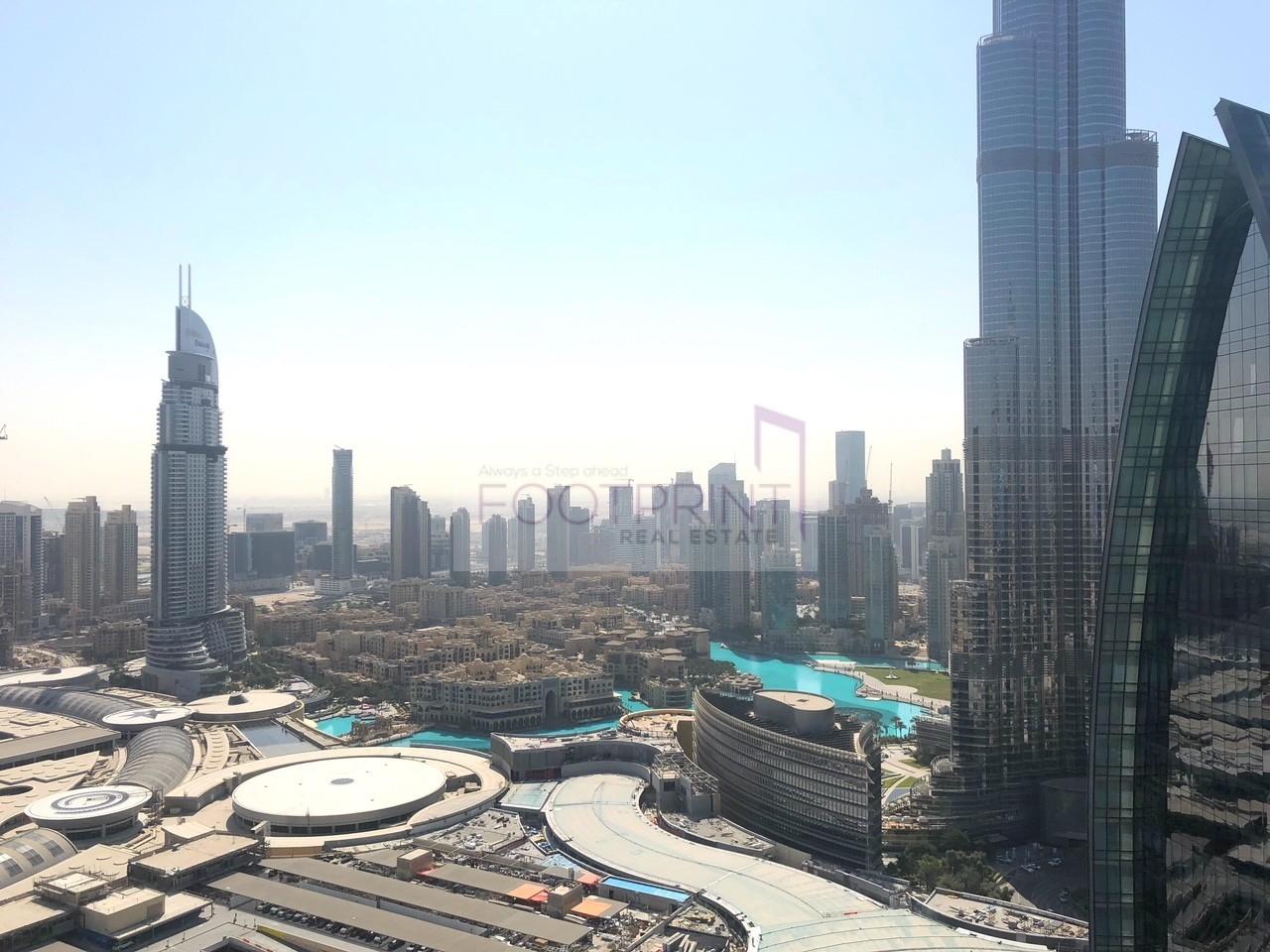 5* All Inclusive Full Burj Khalifa View