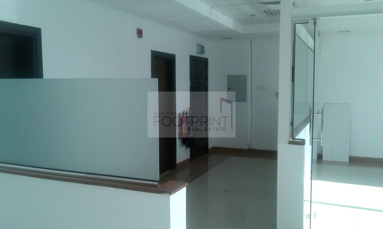 Partition Office For Rent In Prism Tower