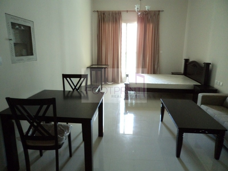 Fully Furnished Studio | 33K Sports City