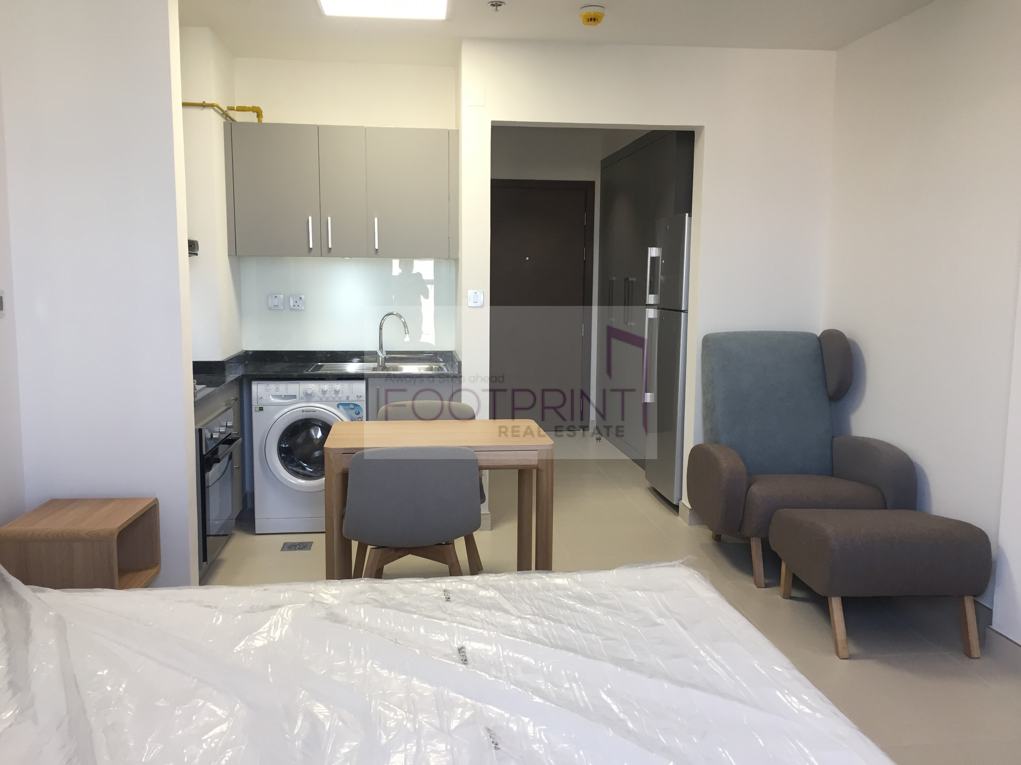 Studio, Furnished Brand New, 12 Payments