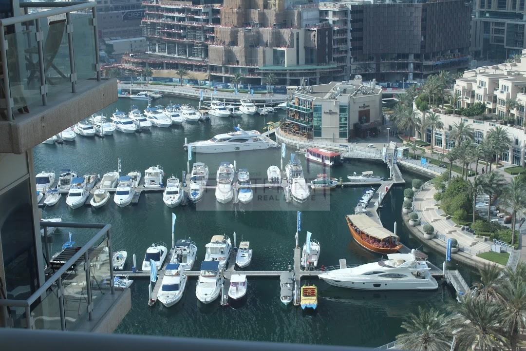 Spacious 2BHK,Al Habtoor Tower,Sea View.