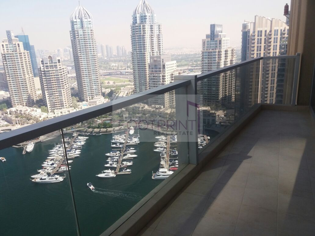 Marina View, 3 Br, Marina Tower, Laundry