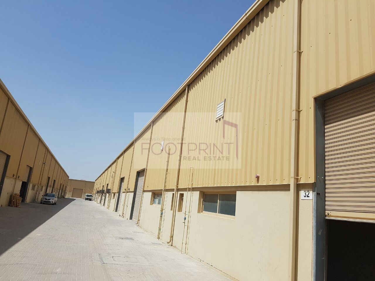 Fitted Warehouse | Tax Included| Storage