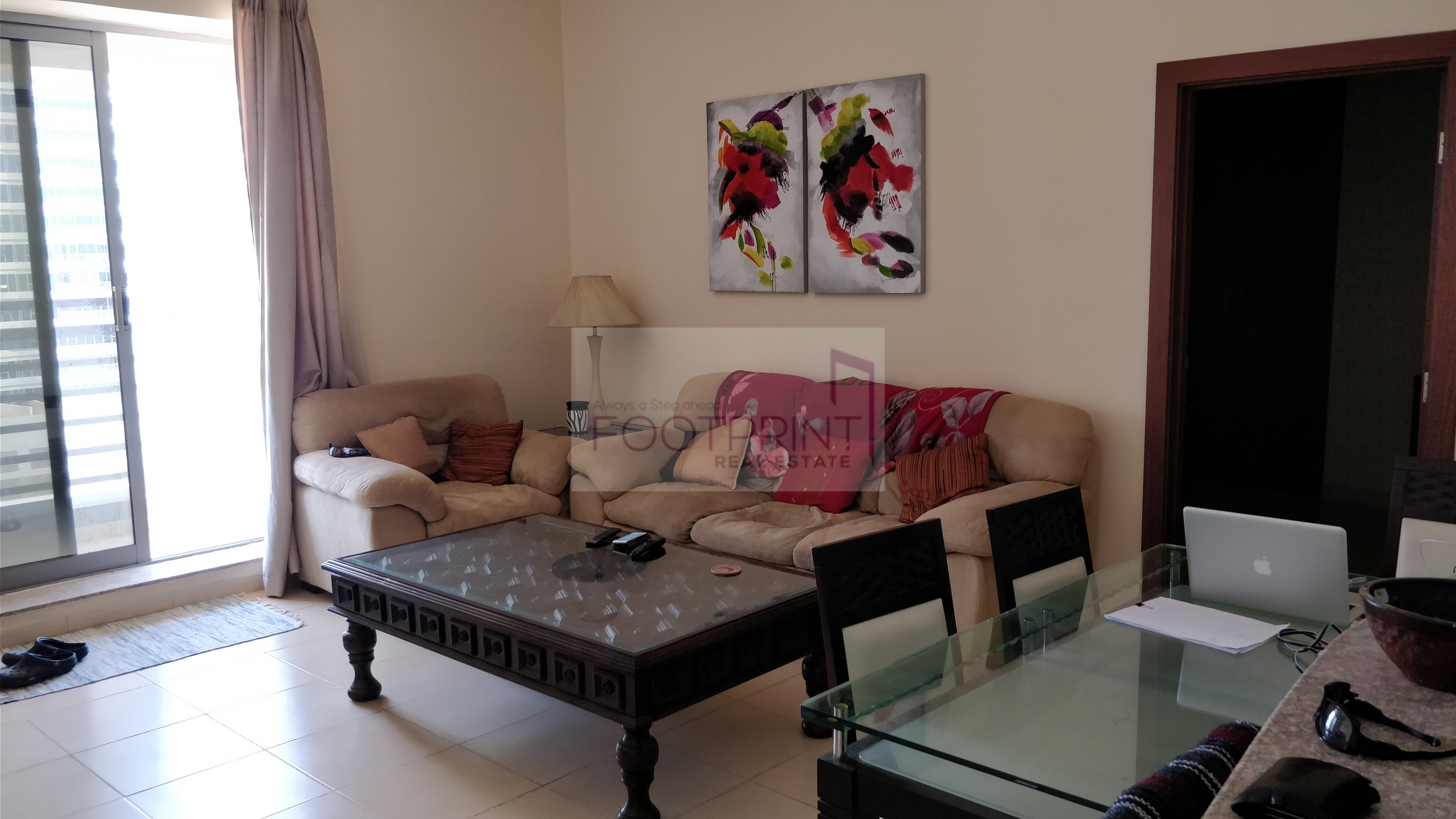 LIVE IN LUXURY: Furnished 1BR with view!