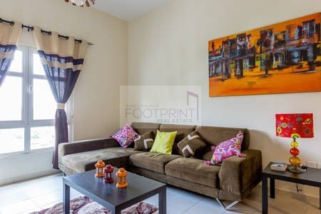 Furnished Studio In DG| 43K with 6 cheqs