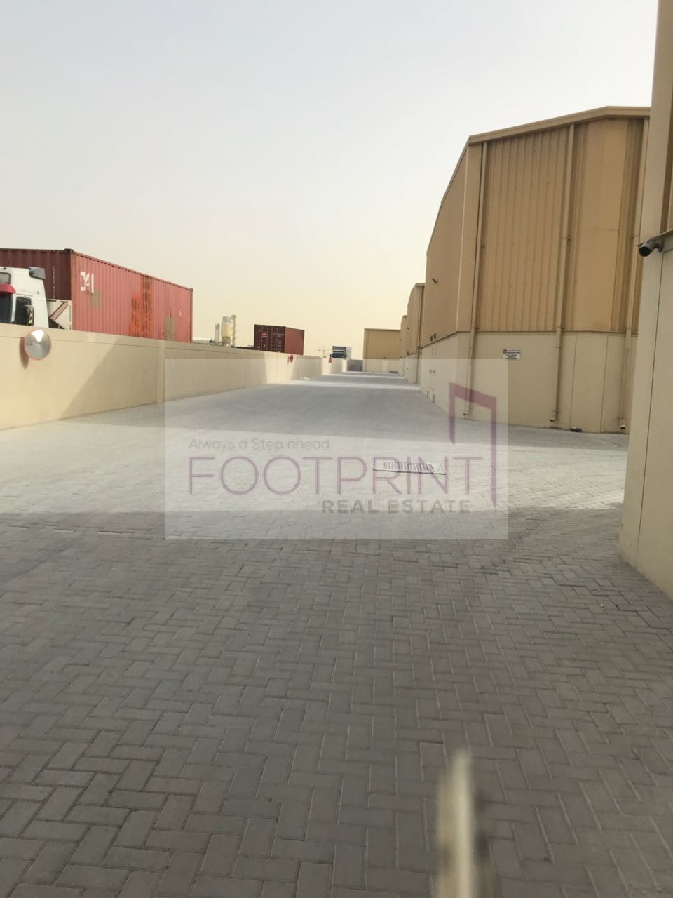 Revised Price| Storage Warehouse @30psft