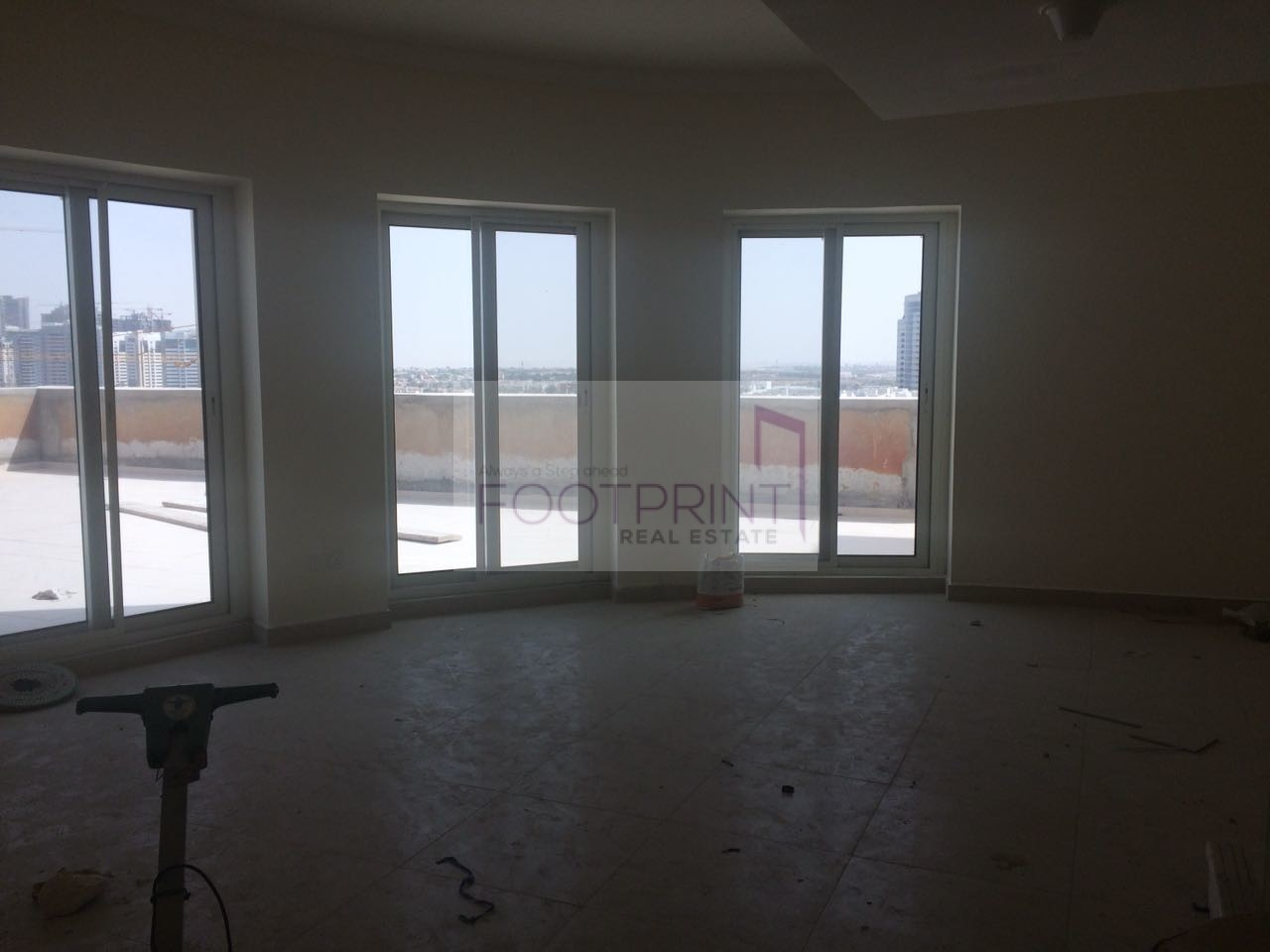large 2 bedroom in brand new building...